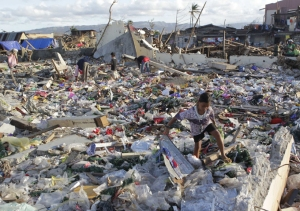 What Typhoon Bopha left behind - will increasing frequency & intensity of winter hurricanes affect seasonal demand?