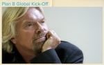 Richard Branson launches the Bteam on June 14th