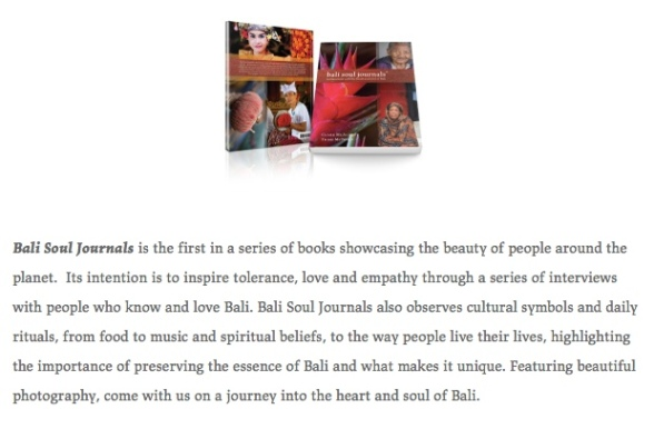 Bali Soul Journals