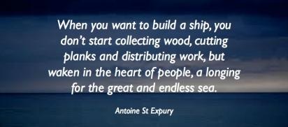St Expury quote