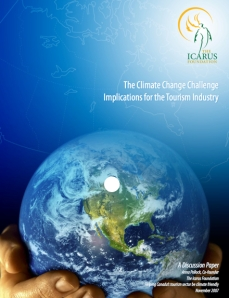 icarus climate change report cover