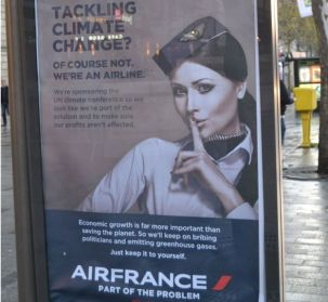 brandalism airline ad