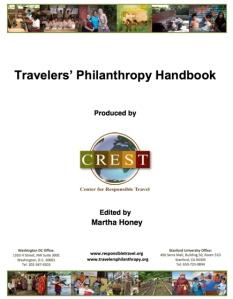 traveler's philanthropy handbook