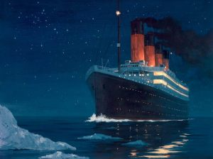 Unlike the Titanic, tourism has neither a captain or a rudder