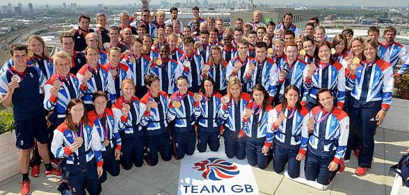 Team GB evidence that collective, collaborative effort pays!